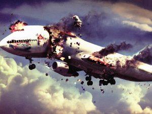 К чему снится крушение самолета